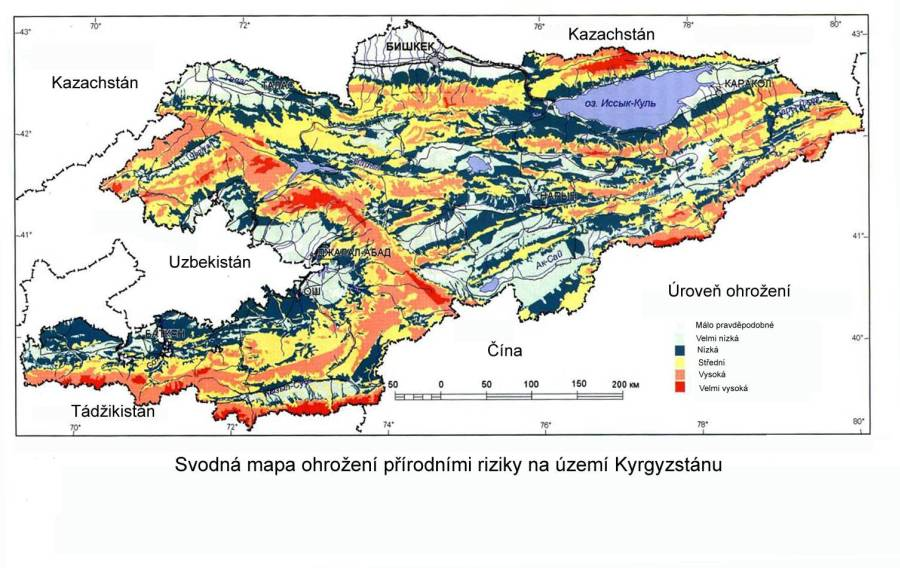 Geomin  geologick spolenost  Monitoring of alpine lakes